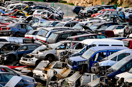 Cash for junk cars in MA